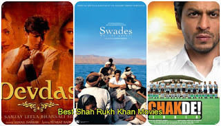 Best SRK Movies To Be Watched Again And Again