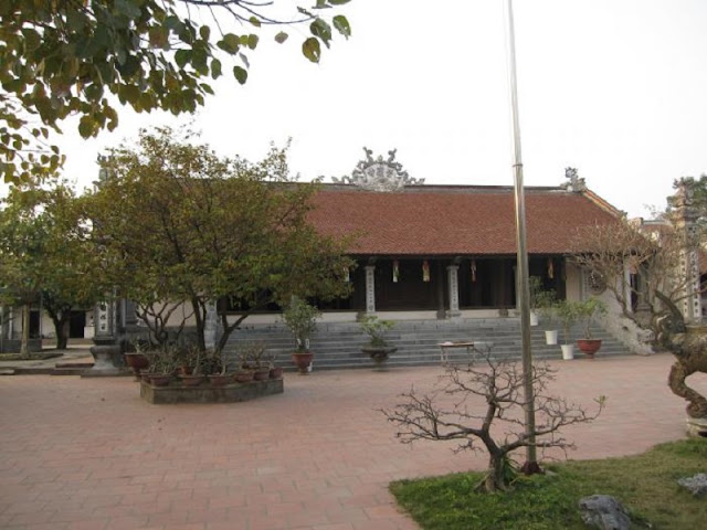 Sung Khanh pagoda in Ha Giang