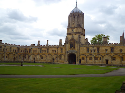 Christ Church College Oxford Harry Potter