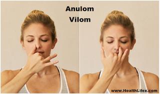 अनुलोम विलोम कैसे करे विधि | anulom vilom in hindi | Anulom vilom ke benefits/fayde.