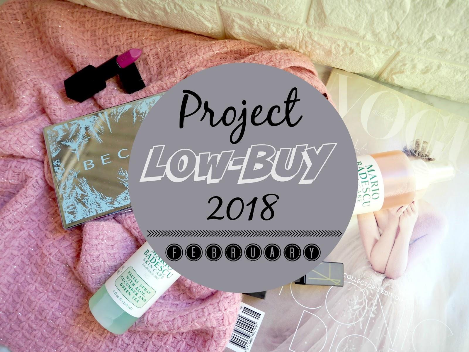 www.poshmakeupnstuff.blogspot.com: Project Low-Buy 2018 (February)
