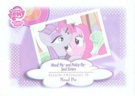 My Little Pony Maud Pie Series 3 Trading Card