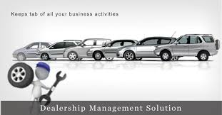 Dealership Management System - Dealers Information Dealings Process Manager