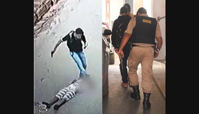 PALHAÇADA: Comissão de Direitos Humanos manda prender jovem que agrediu assaltante em MG.