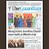 NAIJA NEWSPAPERS: TODAY'S THE GUARDIAN NEWSPAPER HEADLINES [25 OCTOBER, 2017].