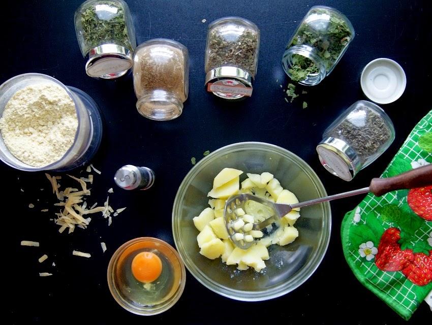 paluszki piknikowe bez glutenu
