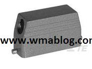 Sibas Connector Hoods HB.24.STS-GR.1.21.G