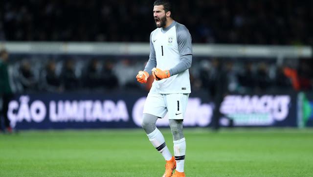 Le deal proposé par le Real Madrid à la Roma pour Alisson