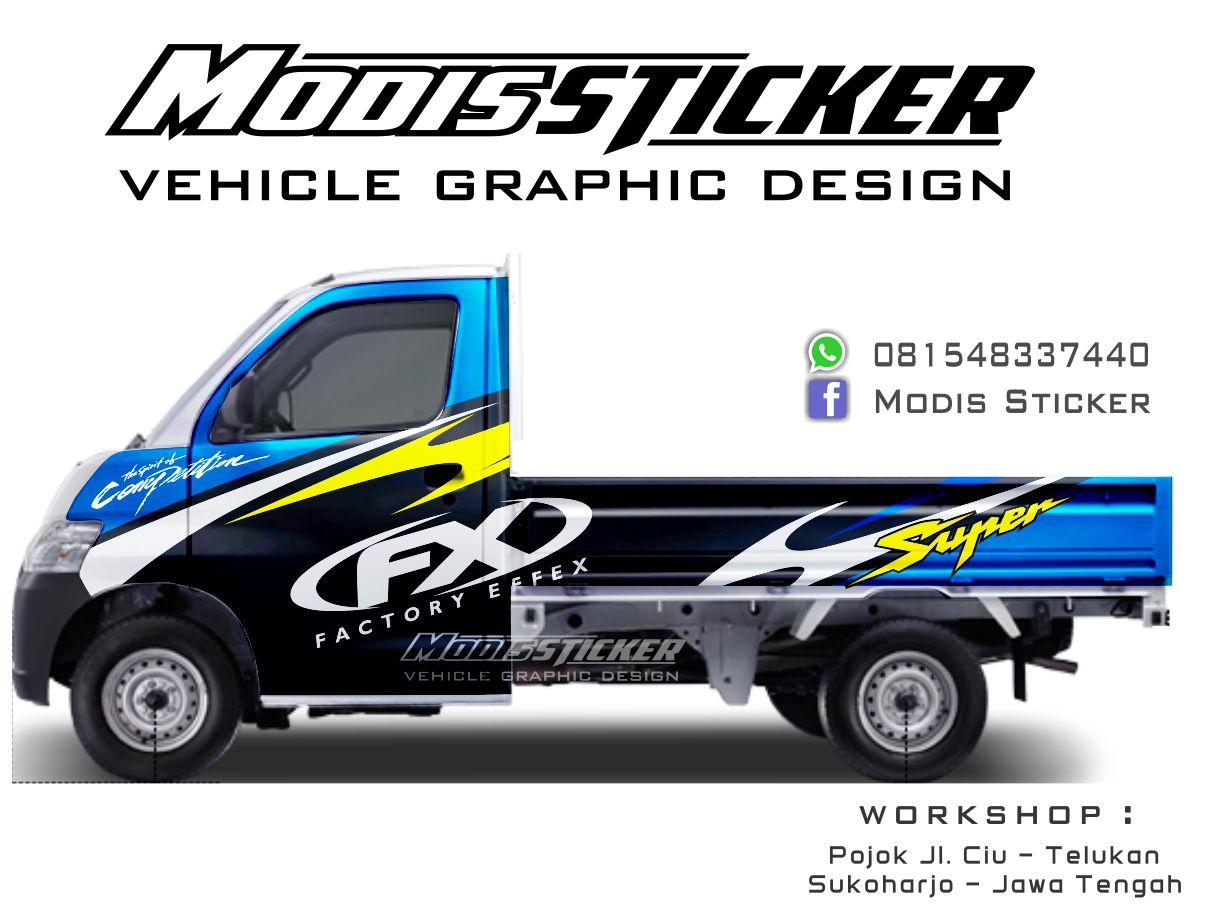 84+ Mod Bussid Mobil Pick Up Grand Max Terbaru
