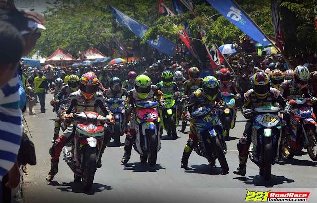 Kejurda Road Race Sampang Madura 2017, Hasil & Cerita Aksi Dalam Galeri