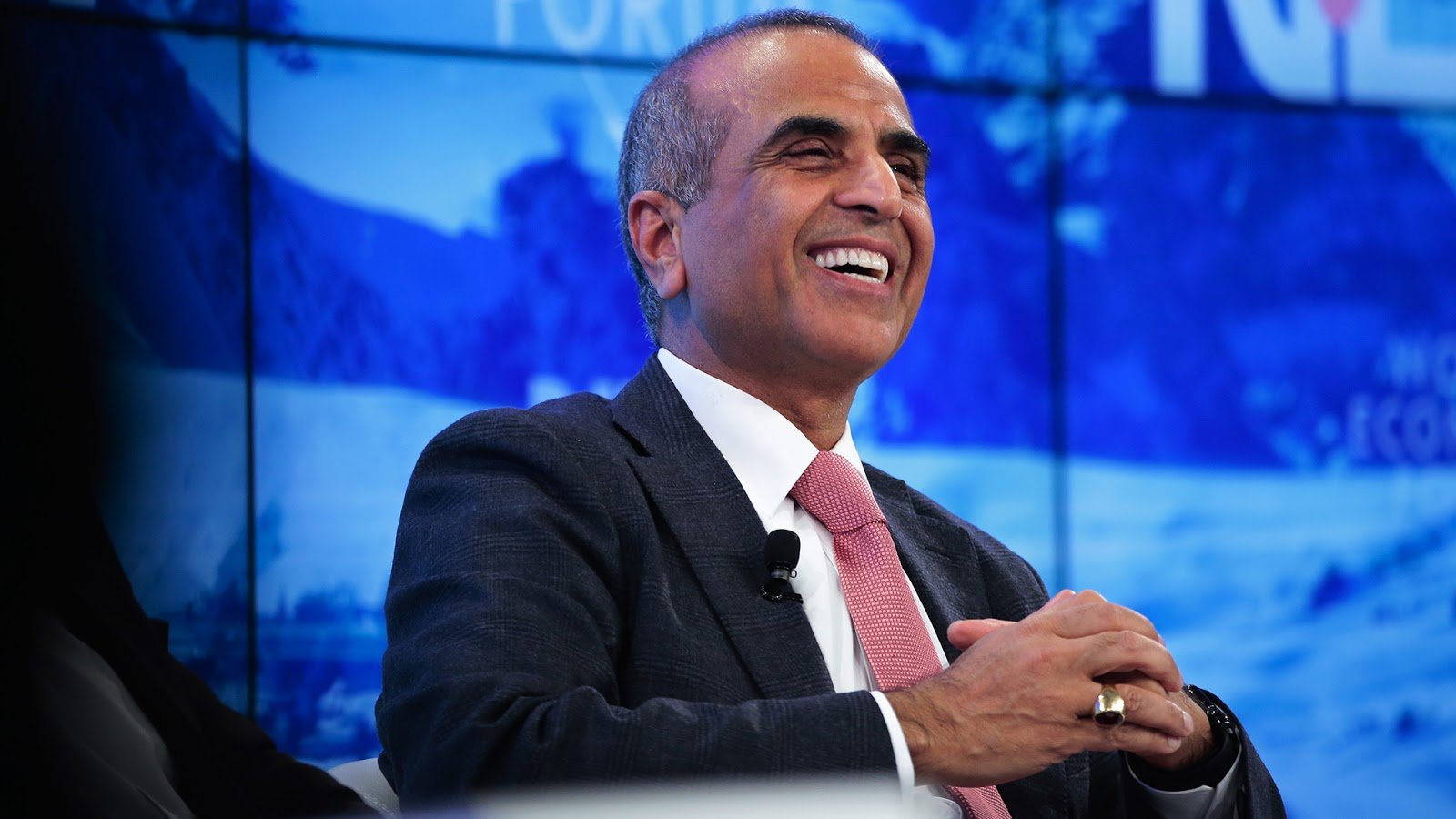 Sunil Mittal richest indian bharti airtel