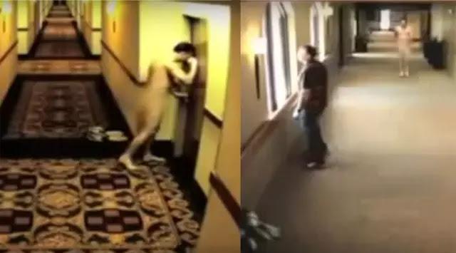 Haduh, Pria ini Terpaksa Berkeliaran di Hotel Tanpa Sehelai Baju