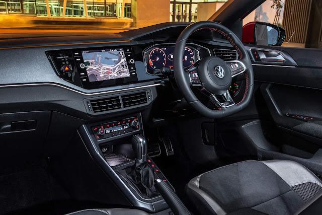 VW Polo 2019 GTI