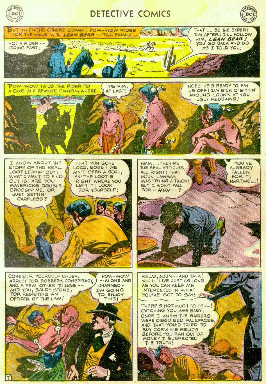 Read online Detective Comics (1937) comic -  Issue #184 - 41