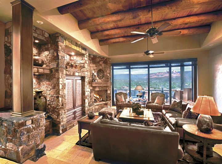 100+ ideas Tuscan Style Living Rooms on vouum.com