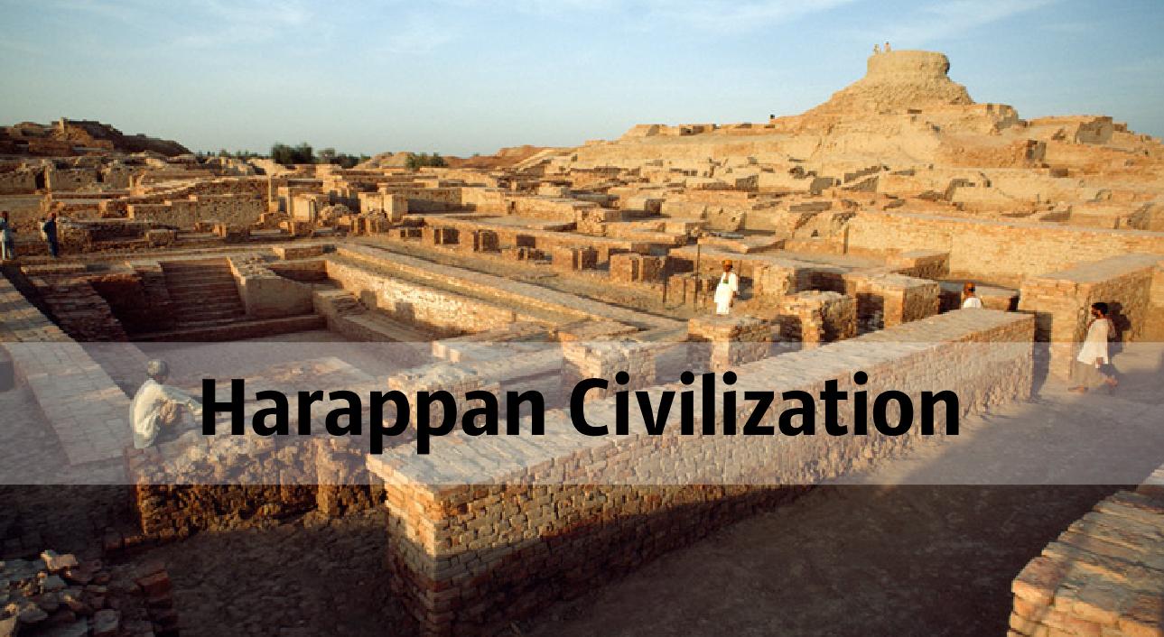 harappan civilization town planning