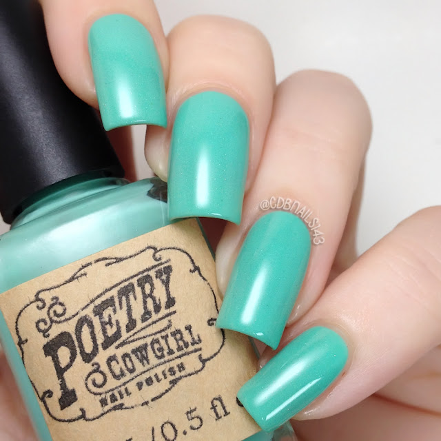 Poetry Cowgirl Nail Polish-Vous Etes