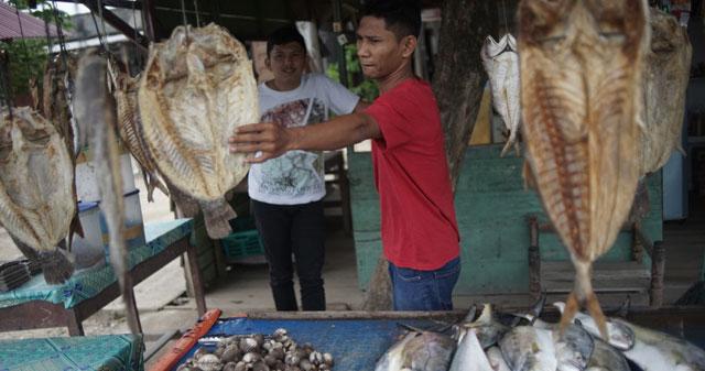 Ikan Asin