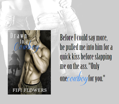 Drawn to a Cowboy (Brother Duet, #1) by Fifi Flowers