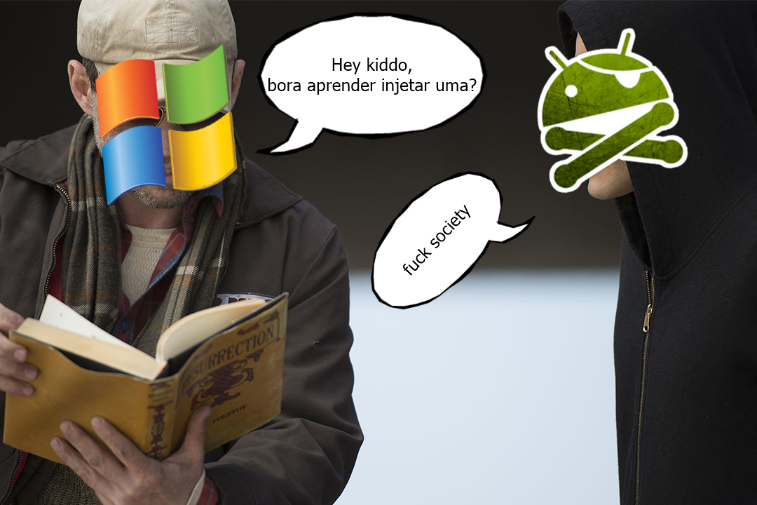 Como invadir android pelo Windows | Limon Tec