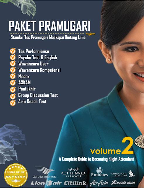 Paket Pramugari Volume 2