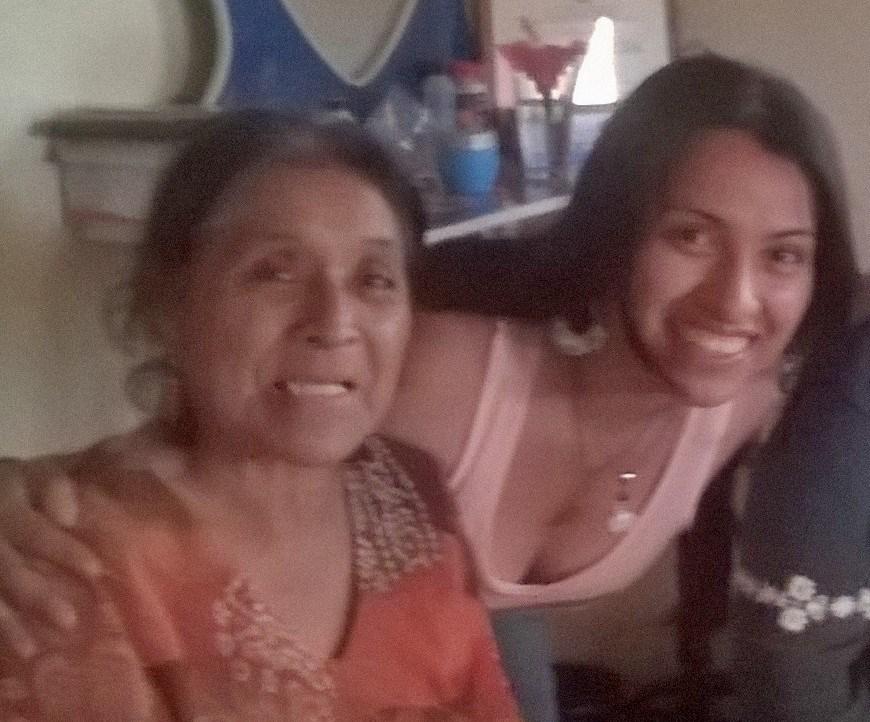 Sobada de la abuela al abuelo y corrida - 3 part 3