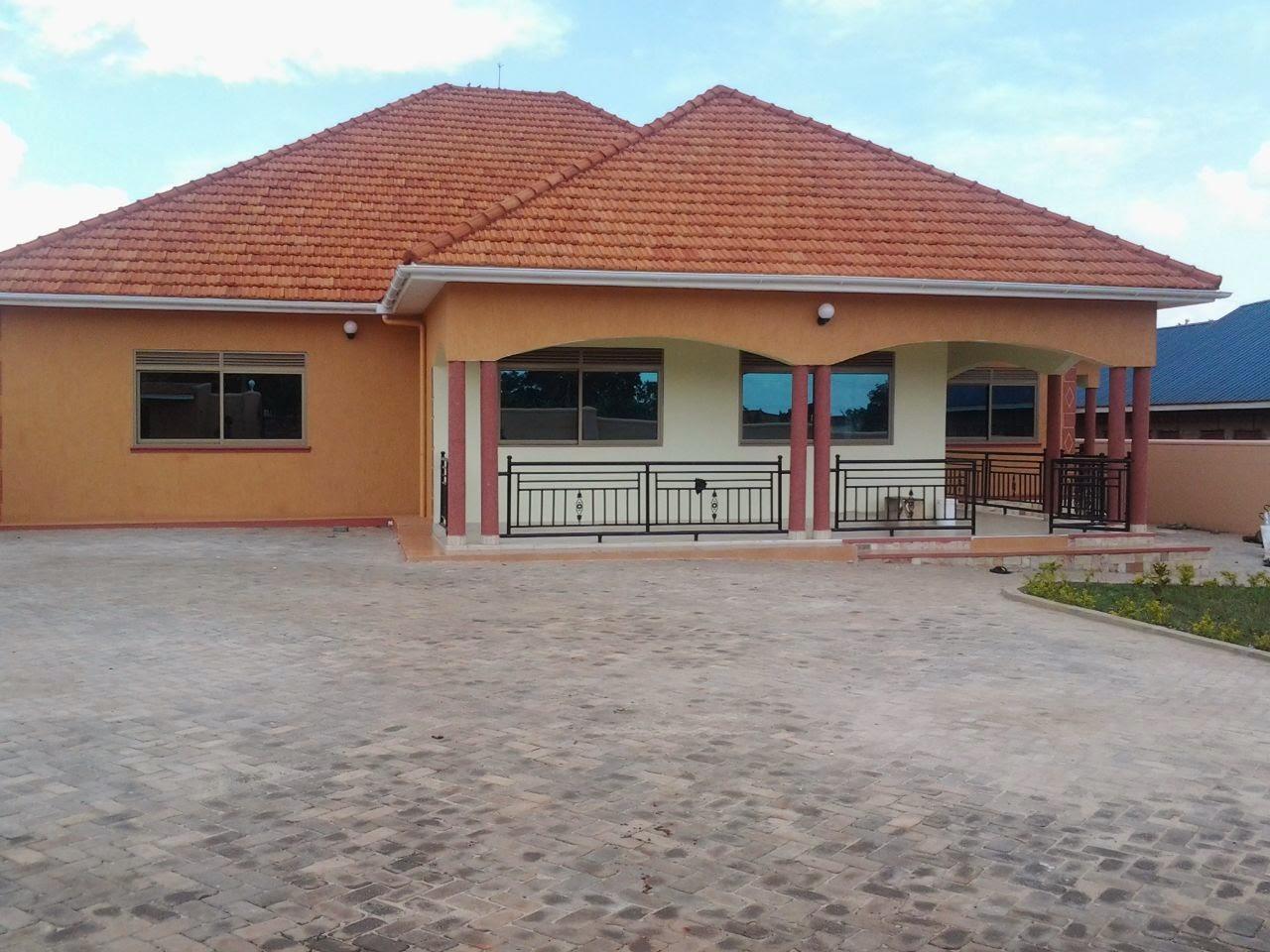 HOUSES FOR SALE KAMPALA, UGANDA: HOUSE FOR SALE BUWATE