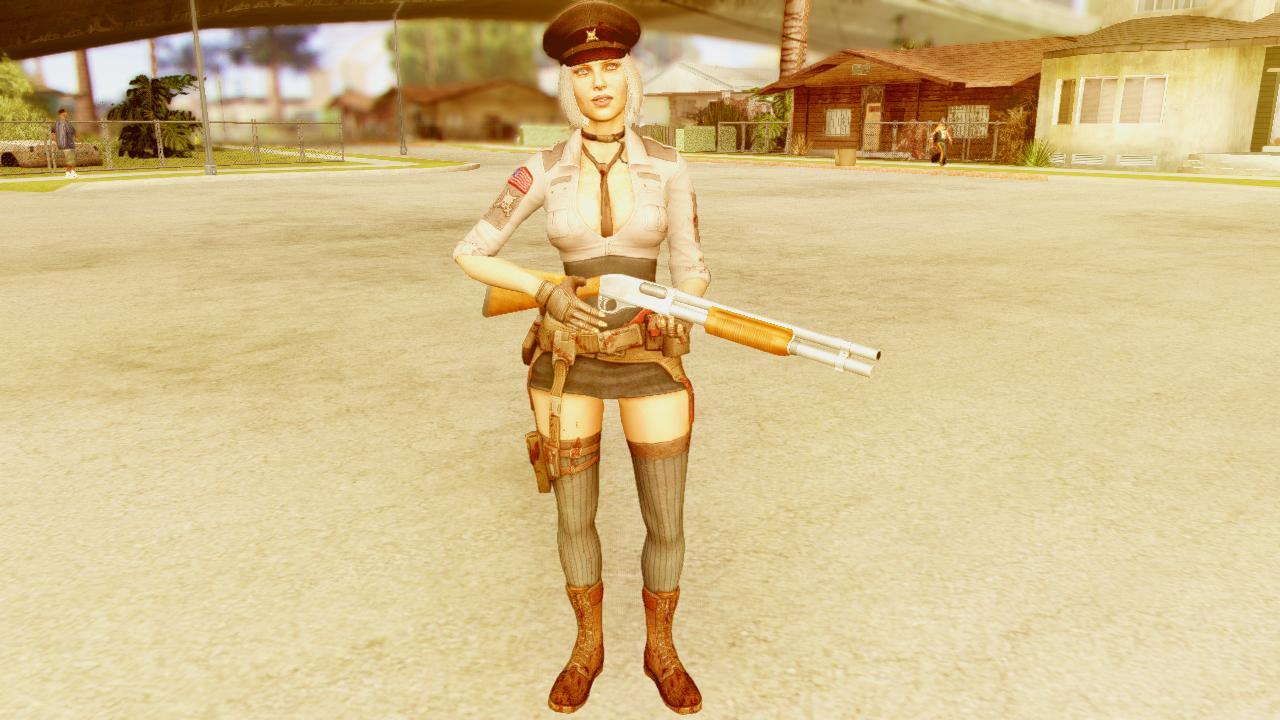 Diego4Fun Zone: [REL]Dead Rising 3 Sgt Hilde Schmittendorf