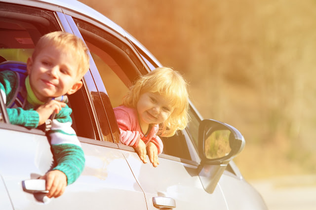 road trip games for kids of all ages