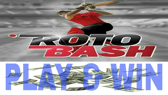 RotoBash Fantasy App - ₹100 Signup plus ₹100/Refer | Low Competition + Direct Bank Redeem - dargowhar