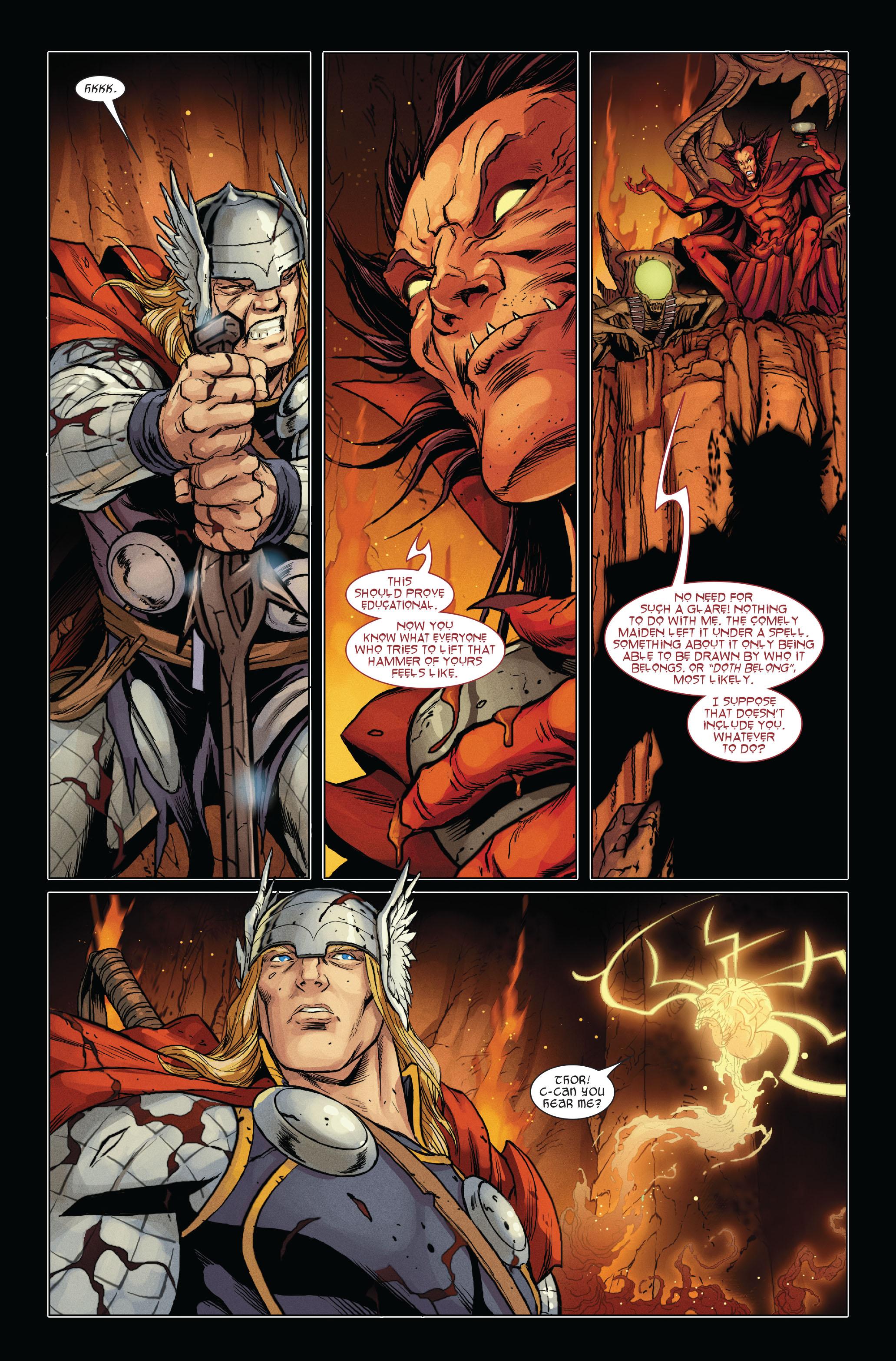 Thor (2007) Issue #613 #26 - English 22