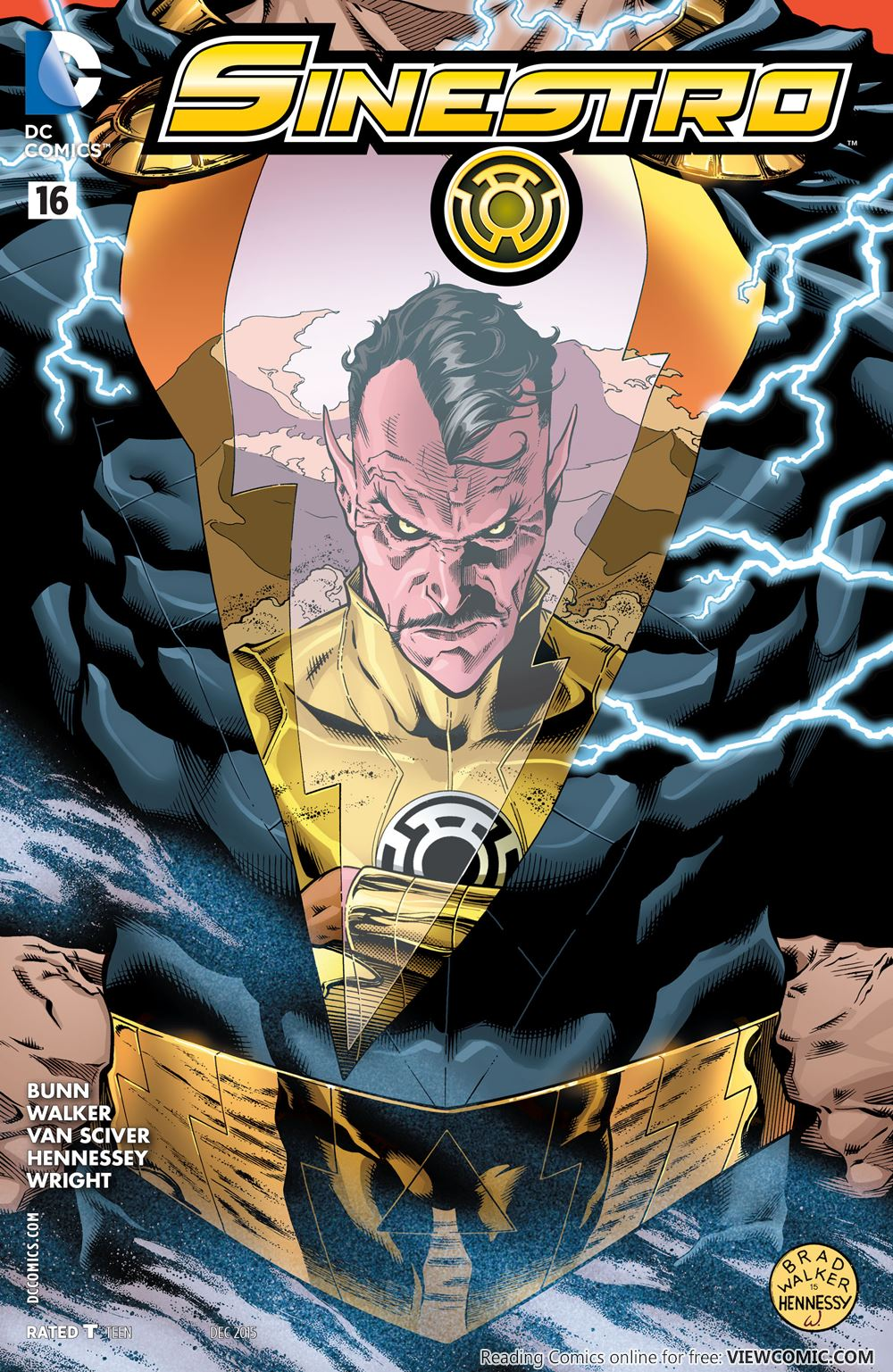 Sinestro 016 (2015) ……………… ………………… | Viewcomic reading