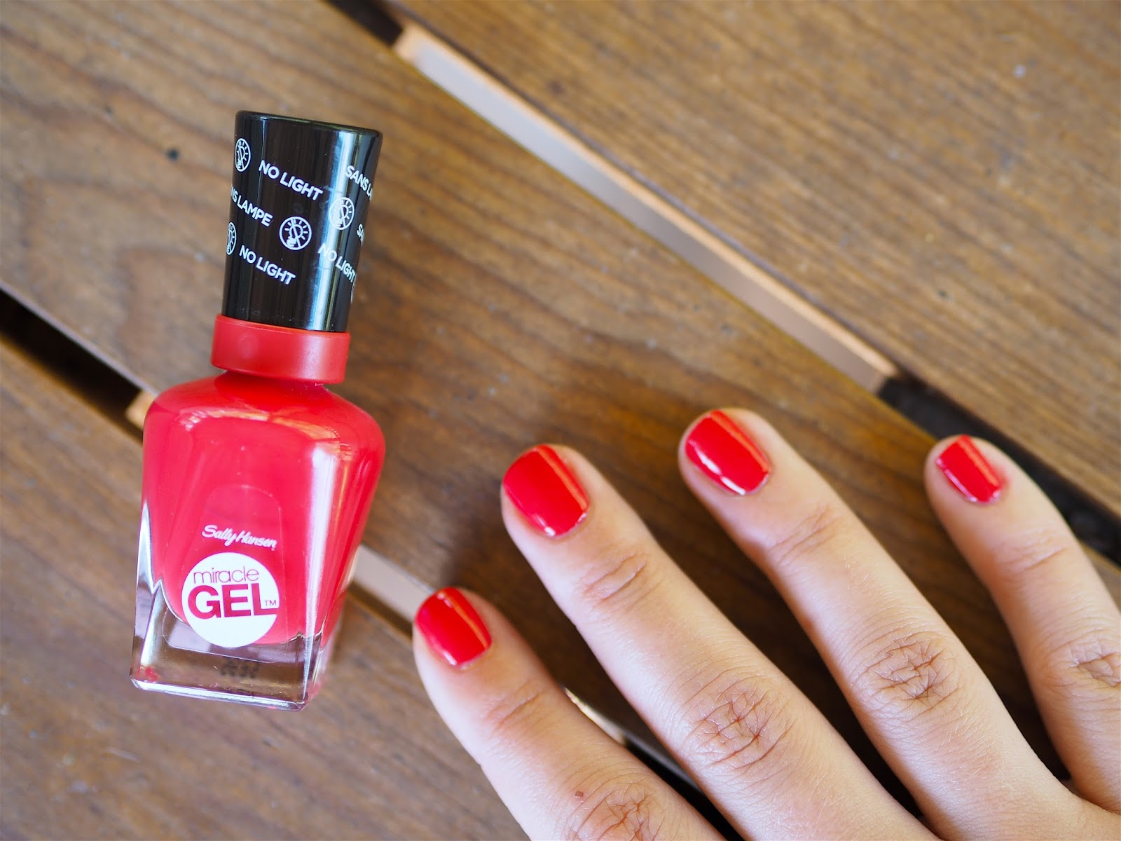 Miracle Gel Nail Polish How To Apply | Hession Hairdressing