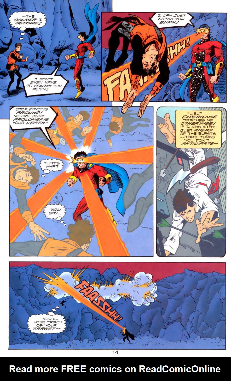 Legion of Super-Heroes (1989) 111 Page 14
