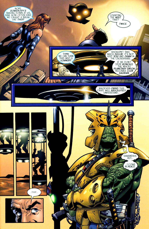 Read online Sigil (2000) comic -  Issue #13 - 5