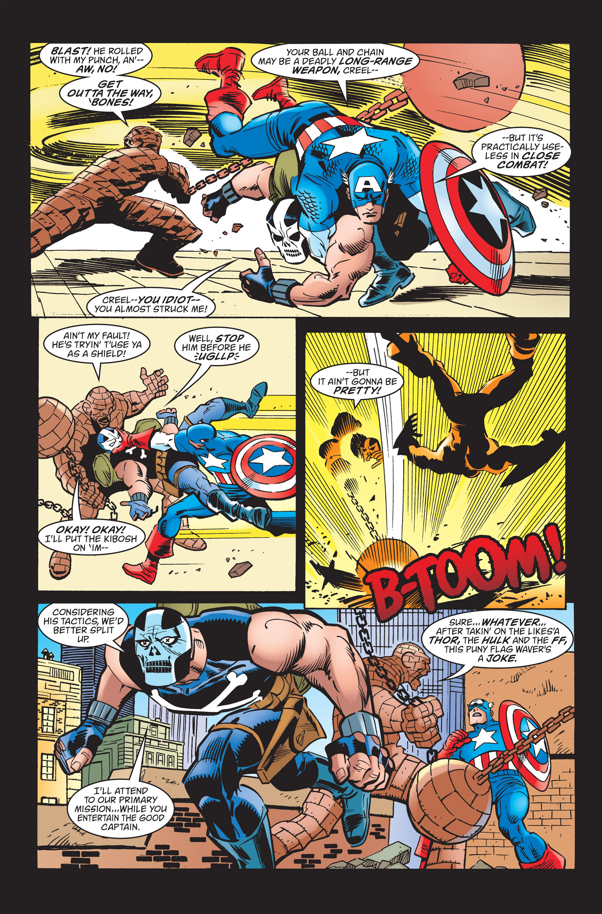 Captain America (1998) Issue #24 #30 - English 9