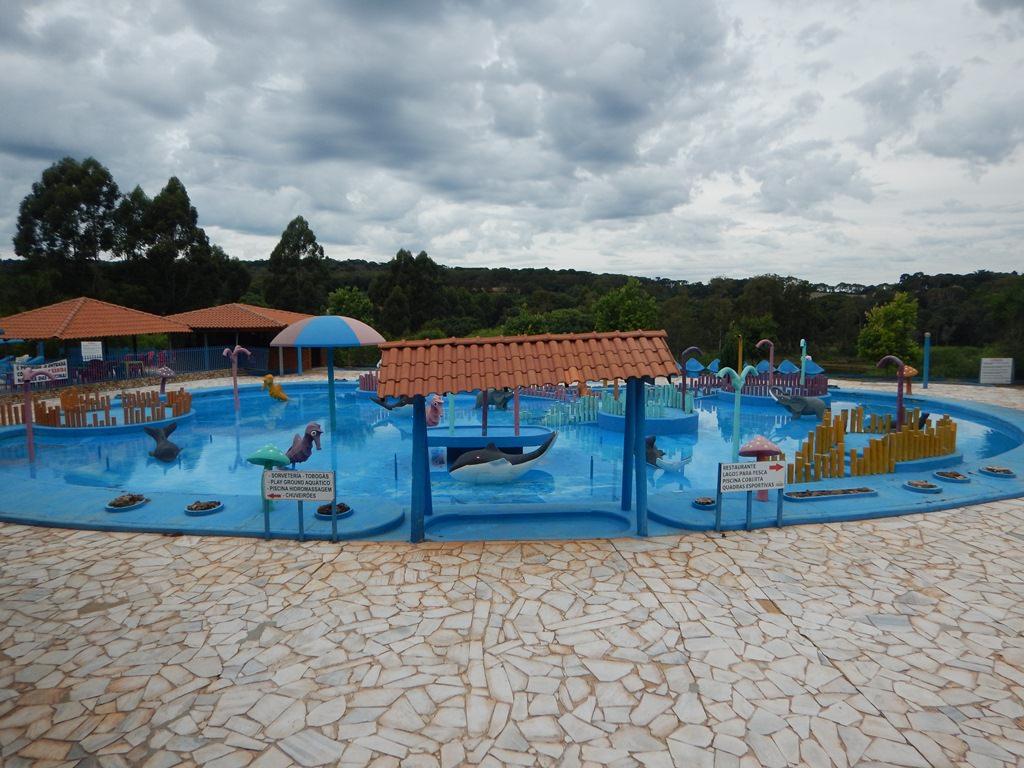 Balneário de Águas Termais em Chapecó