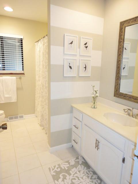 Live Love DIY bathroom