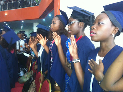 Matriculated students of the University of Ibadan