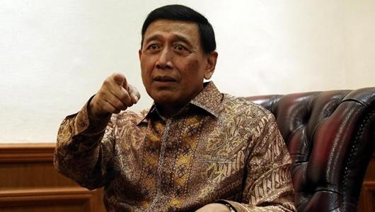 Wiranto Tantang Kivlan Zein dan Prabowo Sumpah Pocong Buktikan Dalang Kerusuhan 1998