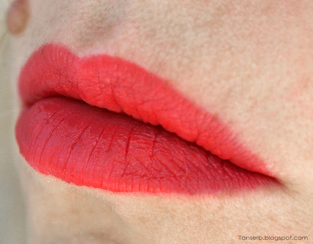 "NYX soft matte lip cream #01 ""Amsterdam"""