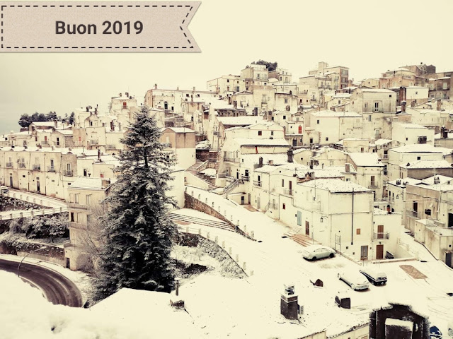 Emergenza Neve. A Monte Sant'Angelo situazione sotto controllo. Lo comunica il Sindaco.