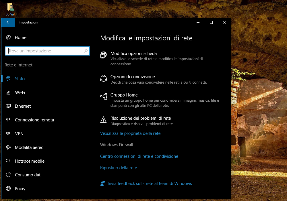 Come reimpostare il Firewall predefinito in Windows 10 2 HTNovo