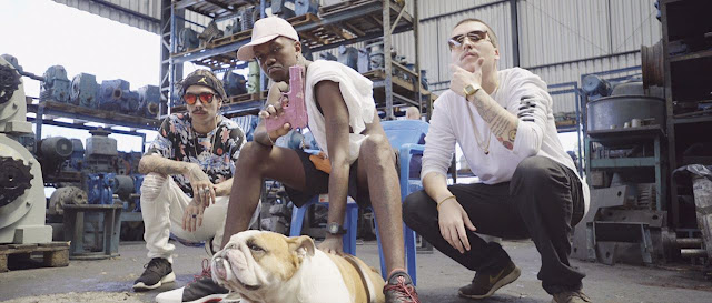 "Dogtown Rap lança o clipe ""Roshe Runs"" com part. do Djonga"