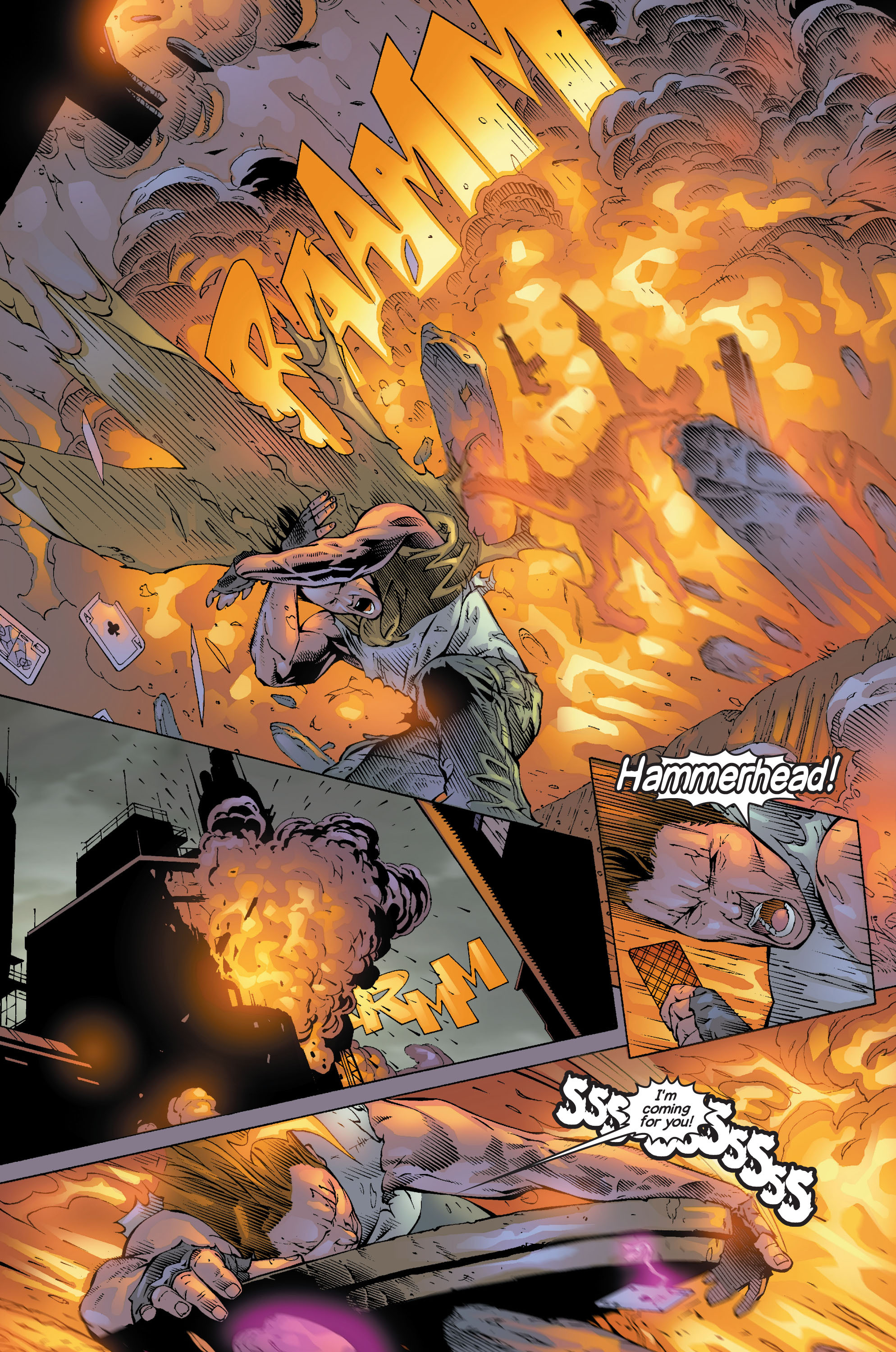 Read online Ultimate X-Men comic -  Issue #14 - 19
