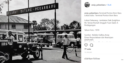 Profil Kota Pekanbaru Provinsi Riau