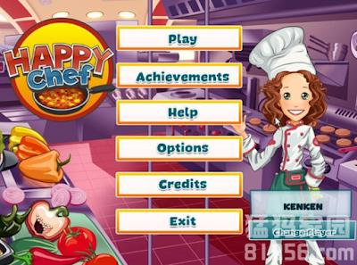 快樂廚師(Happy Chef),第一人稱視角模擬經營!