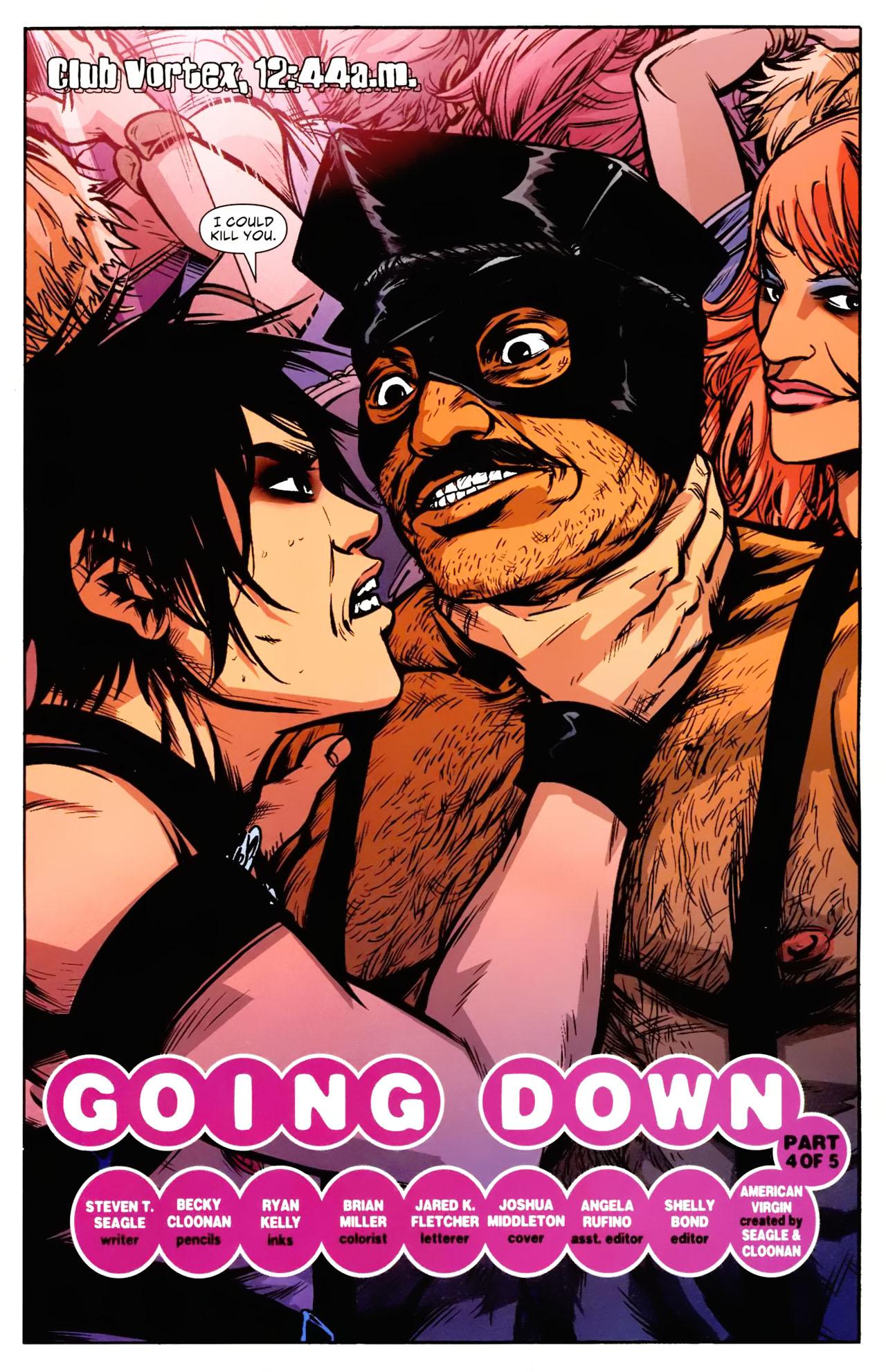 Read online American Virgin comic -  Issue #8 - 2