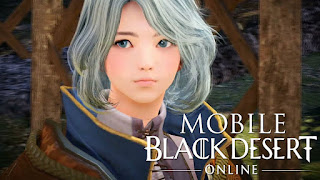 Black Desert Mobile - Novidades e vídeo mostrando gameplay