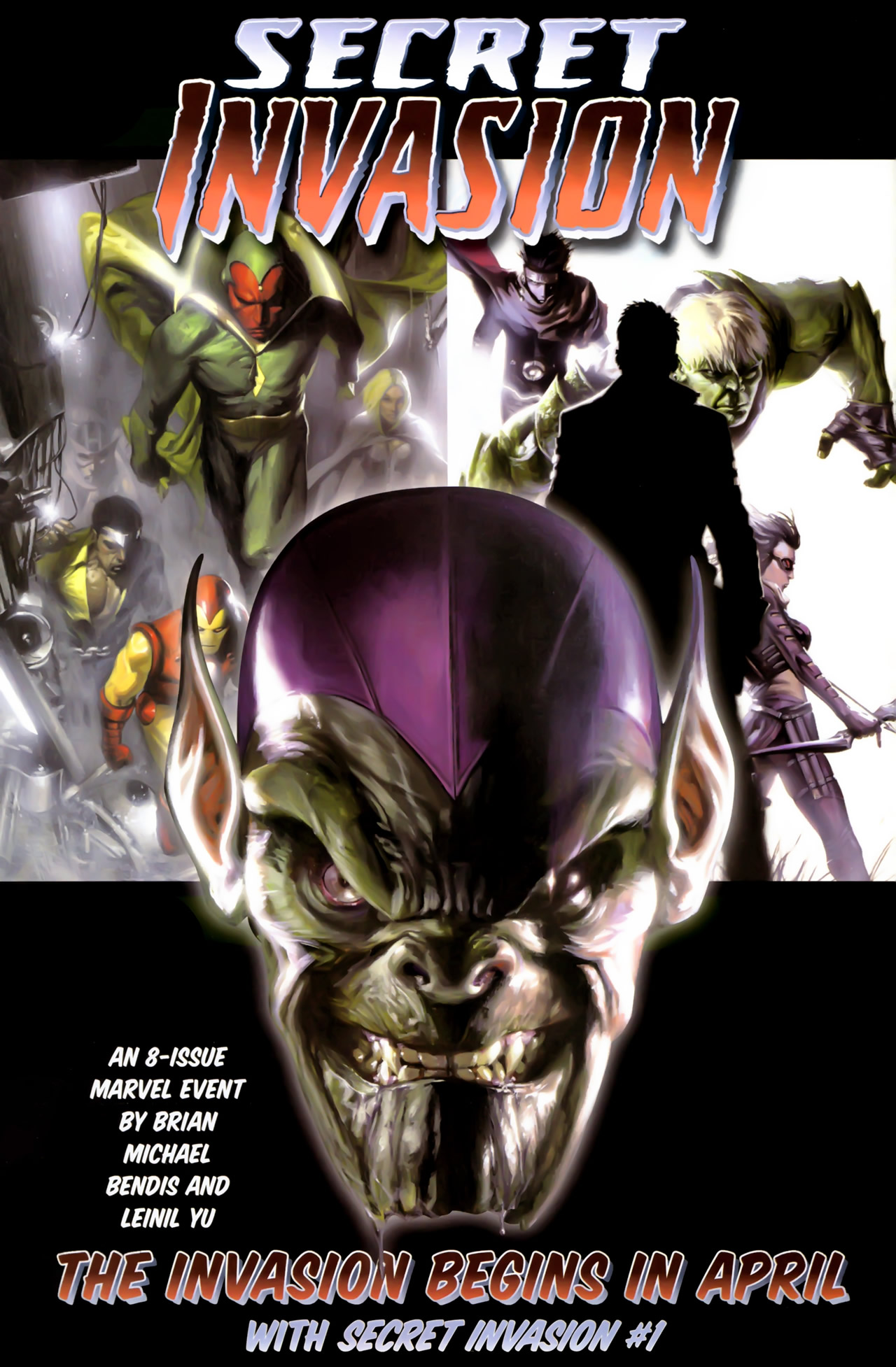 Read online Secret Invasion: The Infiltration comic -  Issue #11 - 27